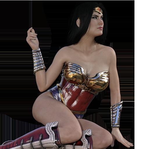 Wonder Woman Sin VR