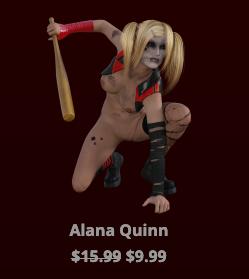 alana quinn sin vr