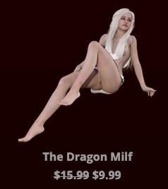 the dragon milf sin vr