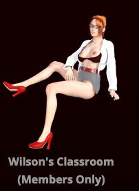 wilsons classroom sin vr