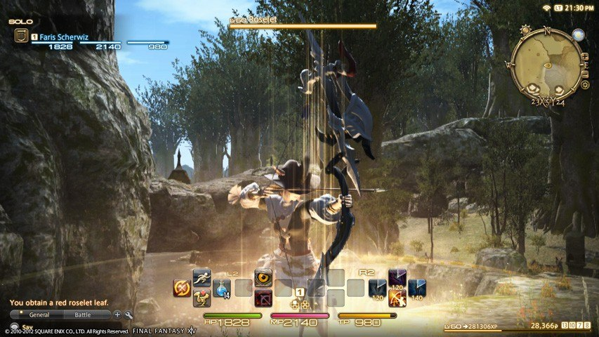final fantasy mmorpg review