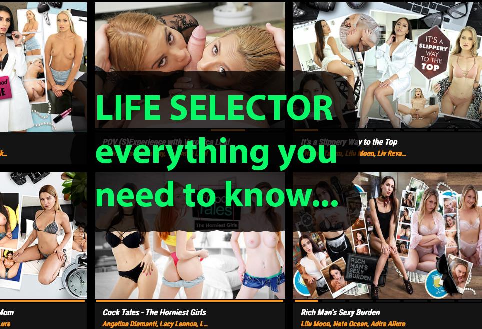life selector