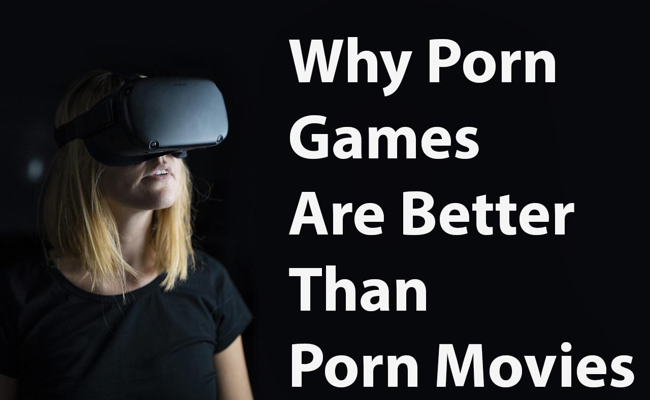 porn game benefits