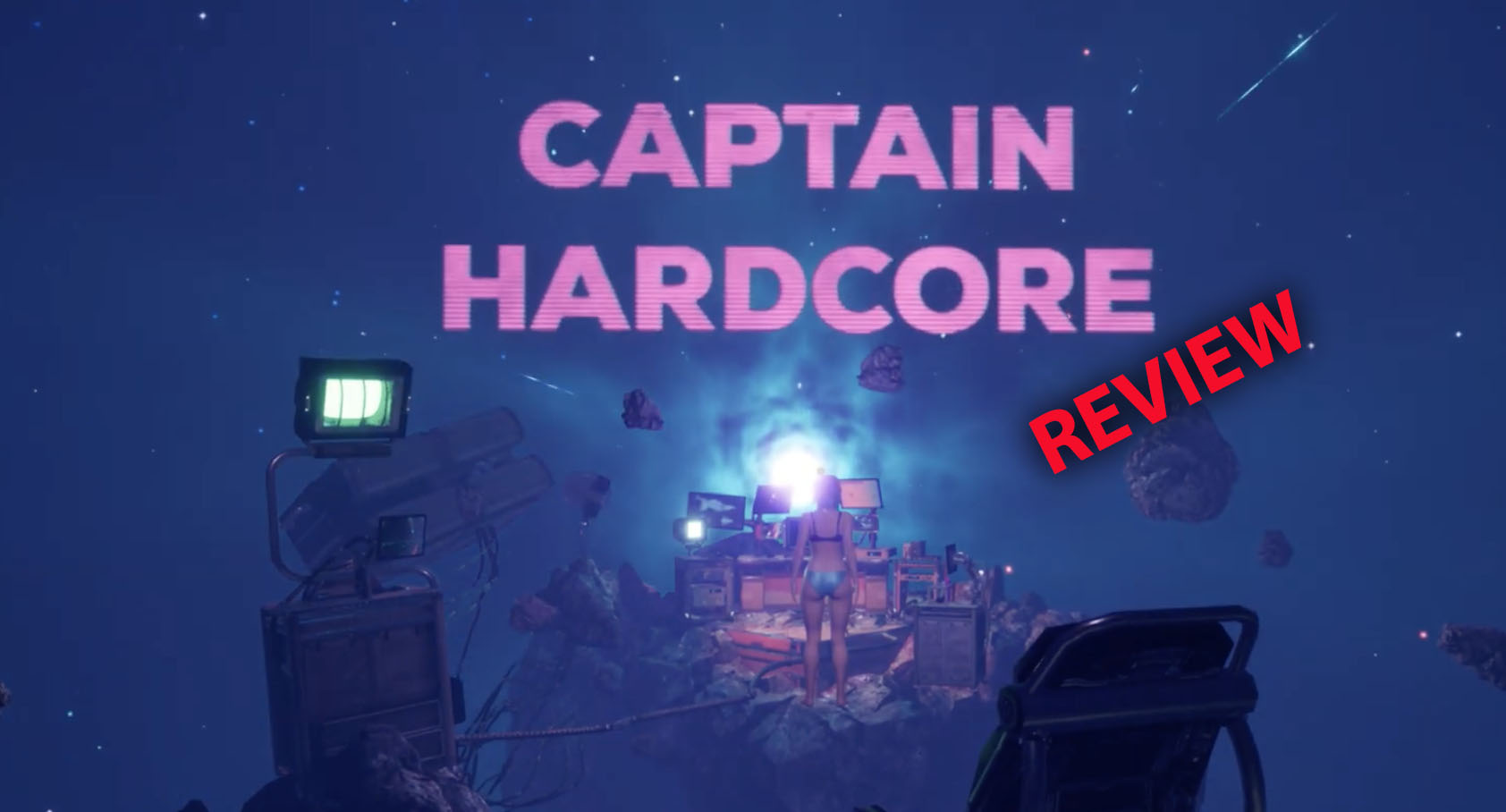 captain hardcore review feature image
