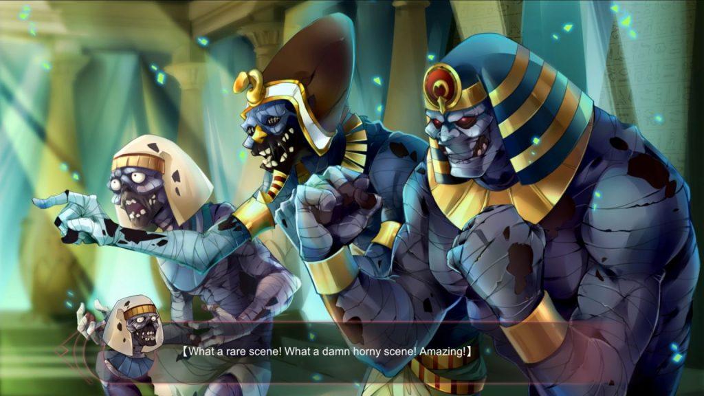 mirror porn game dialogue