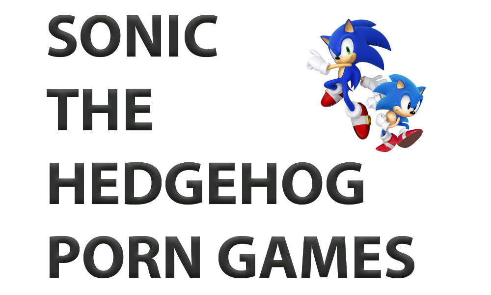 sonic the hedgehog porn games