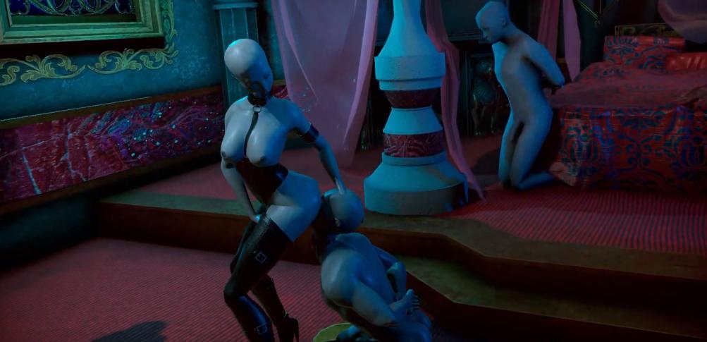 dominatrix simulator bdsm