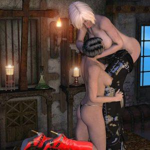 wasteland porn game image