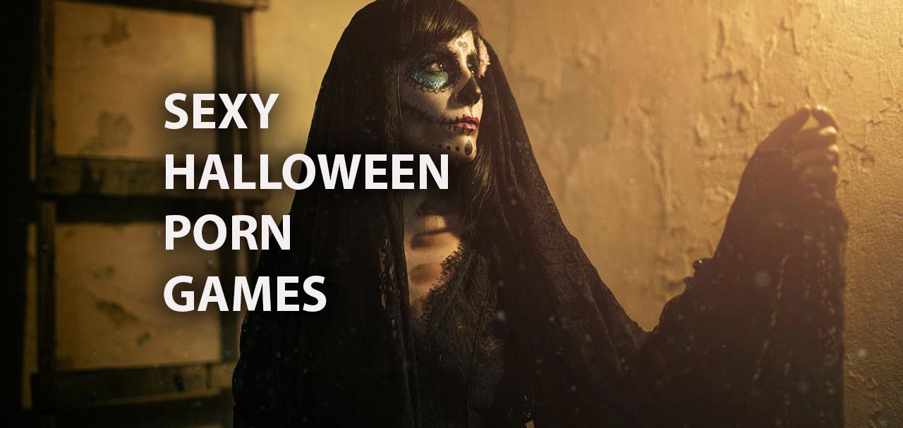 halloween porn games